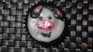 Barnyard cuppycakes
