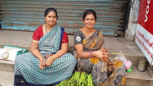 Rajathi veg vendor