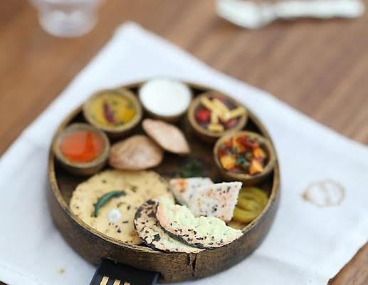 Miniature food art- article in the hindu metroplus