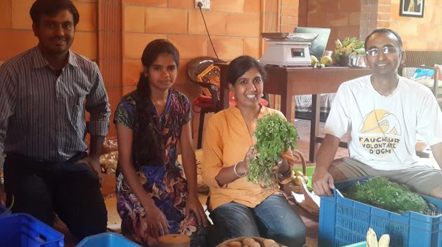 Bio Basics - food venture- hindu metroplus