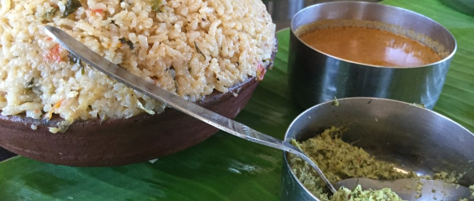 Thamizhar restaurant- food on the highway