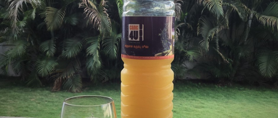 The sugarcane juice story at Cane4U
