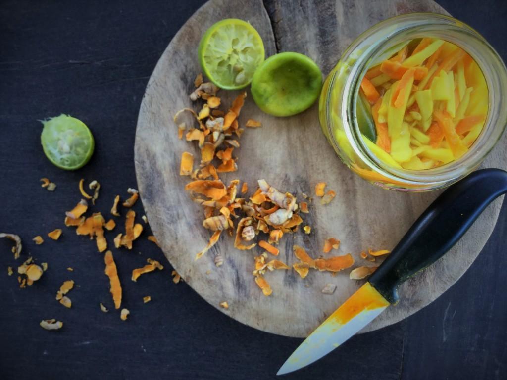 Turmeric and mango ginger edited