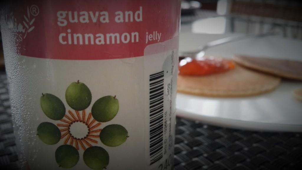Jam - guava and cinnamon vignette