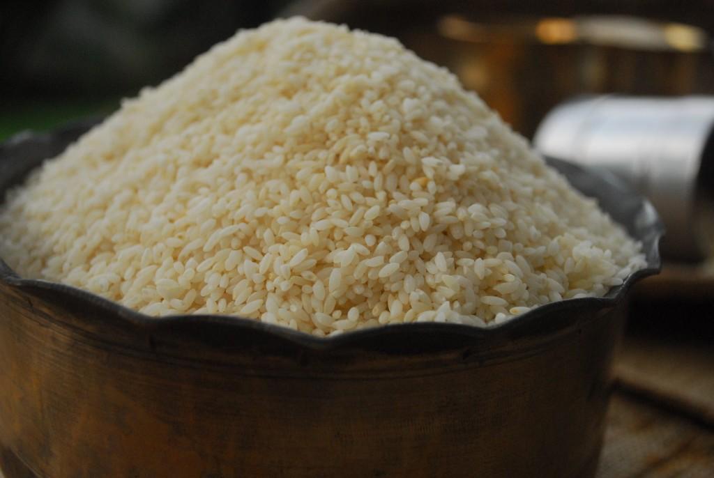 Rice grains seeraga samba(3)