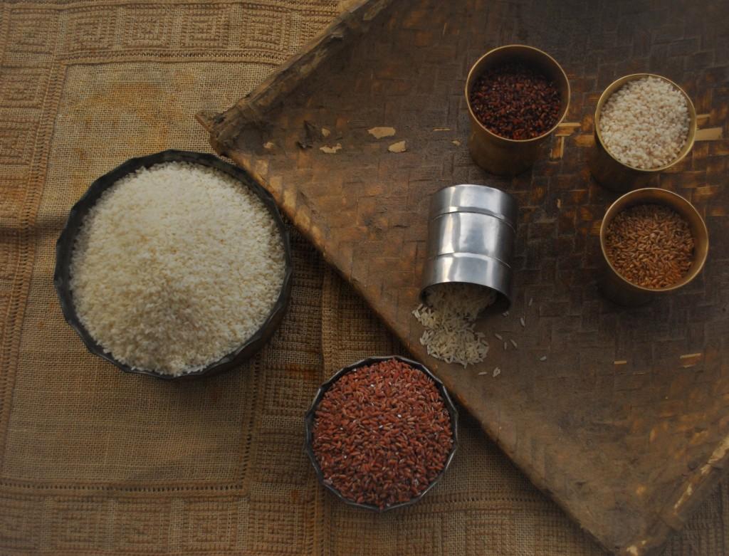 Rice grains unrefined(1)