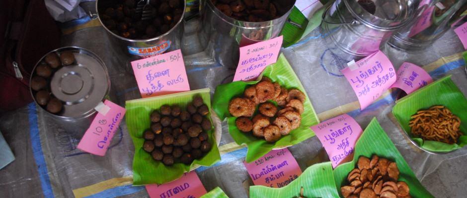 Farmers' Market in Coimbatore