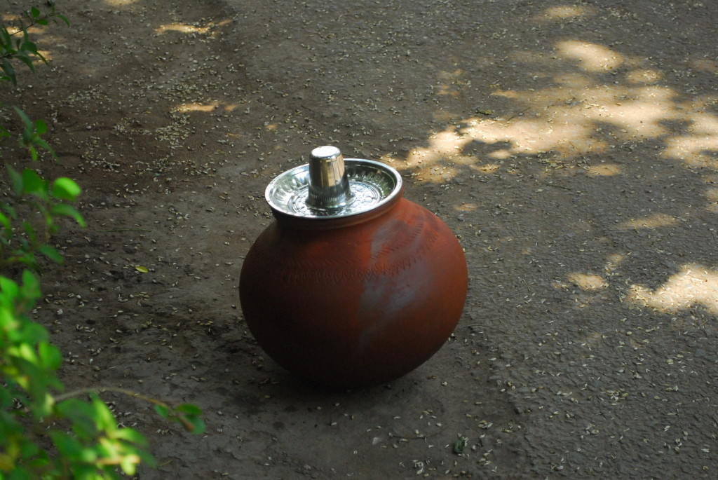 Sandhai water to quench thirst