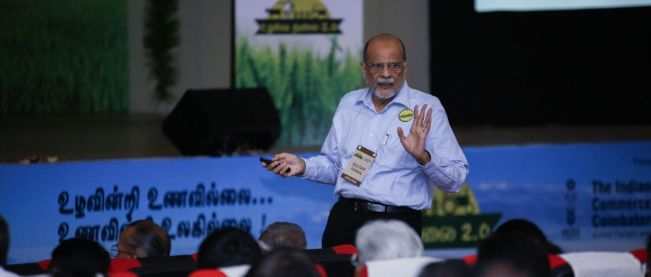 Uzhave Thalai 2.0 - conclave on sustainable farming