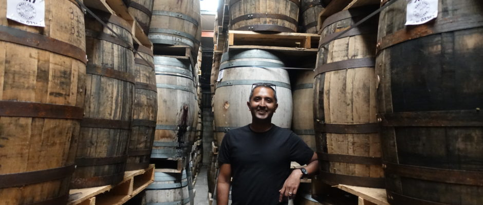 Uday Balaji - The Whisky Advisor